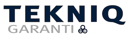 tekniq garanti logo